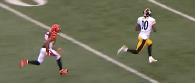 Martavis Bryant Catch